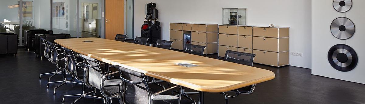 Konferenzraum Fa. Lennartz